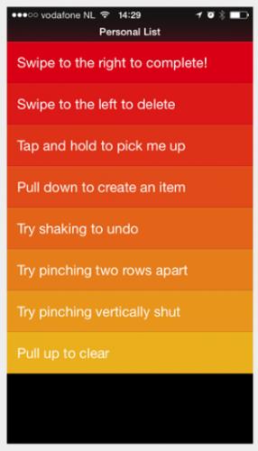 简约而不简单,谈一谈移动开发中的那些极简设计 默认分类 第4张