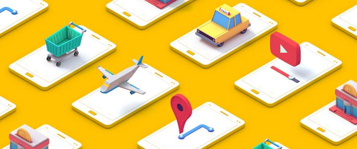 Основные шаблоны мобильной навигации