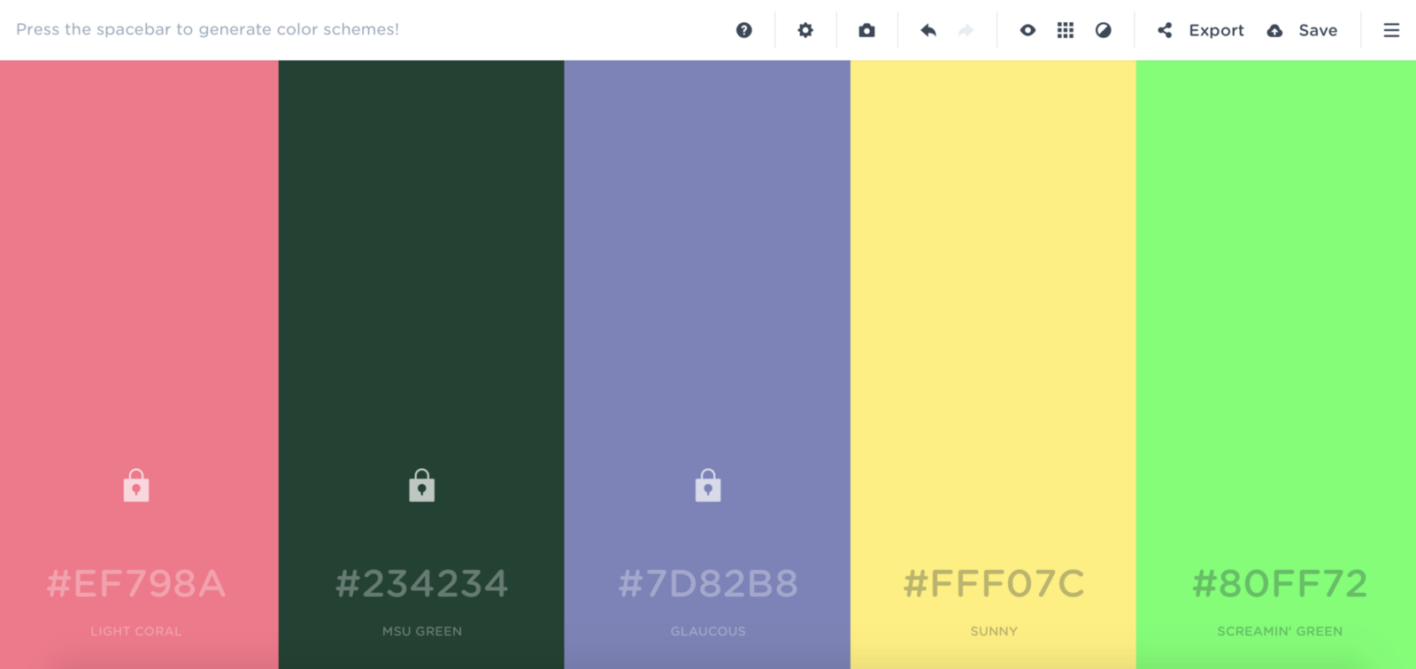 Color picker online upload image - Using This Tool It S Also Possible To Upload An Image And Make A Color Palette From It